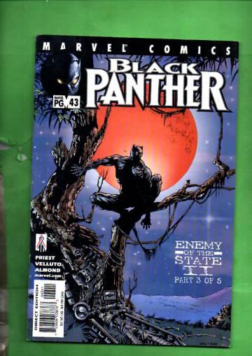 Black Panther Vol 2 #43, June 2002