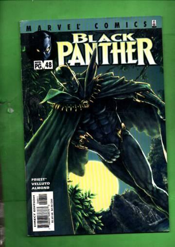 Black Panther Vol 2 #48, October 2002