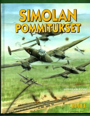 Simolan pommitukset 19. -20.6.1944