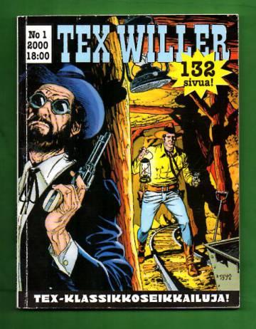 Tex Willer 1/00