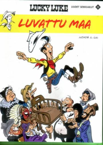Lucky Luken uudet seikkailut 11 - Luvattu maa