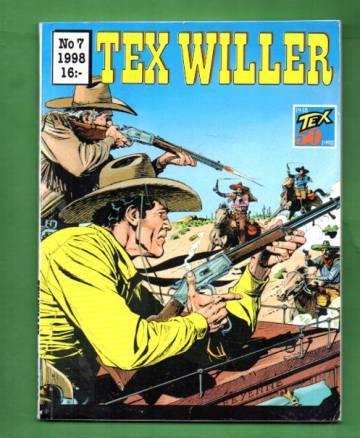 Tex Willer 7/98