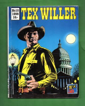 Tex Willer 10/98