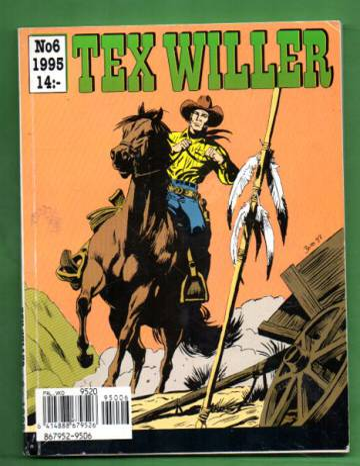 Tex Willer 6/95