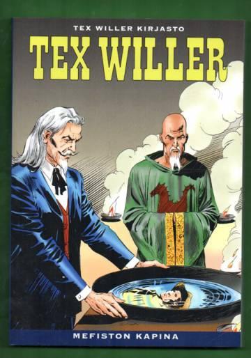Tex Willer -kirjasto 38 - Mefiston kapina
