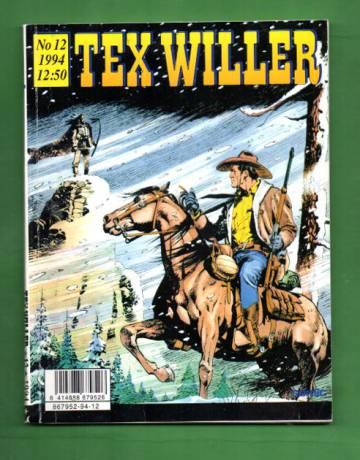 Tex Willer 12/94