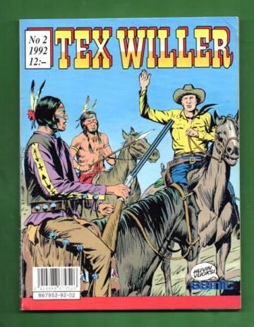 Tex Willer 2/92