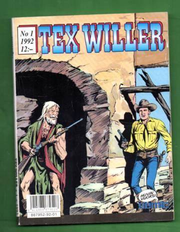 Tex Willer 1/92