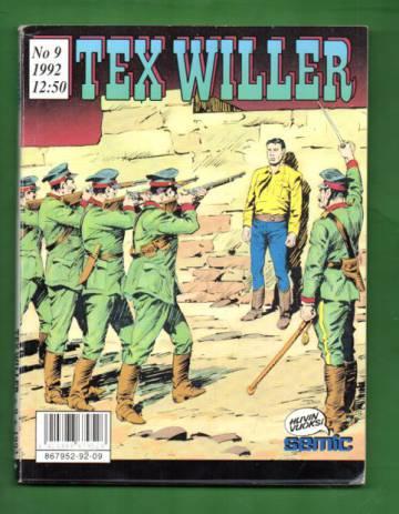 Tex Willer 9/92