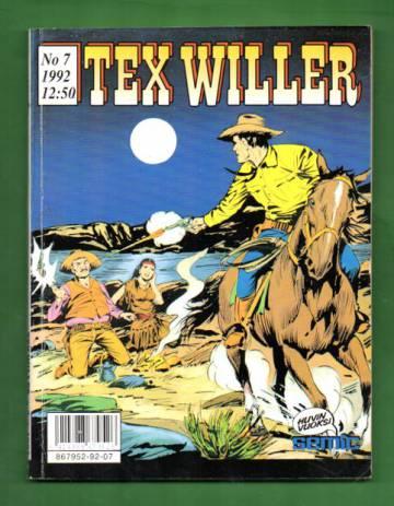 Tex Willer 7/92