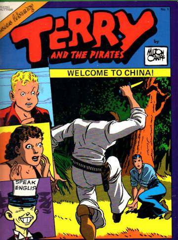 Terry and the Pirates - Welcome to China