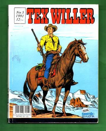 Tex Willer 5/91