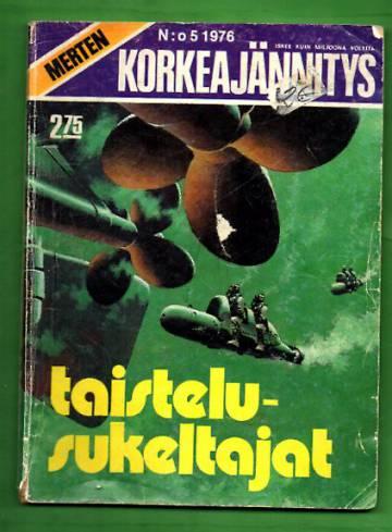 Merten korkeajännitys 5/76 - Taistelusukeltajat