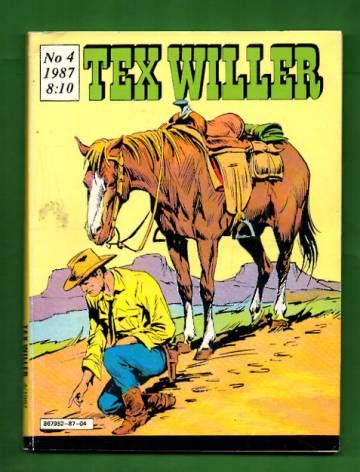 Tex Willer 4/87