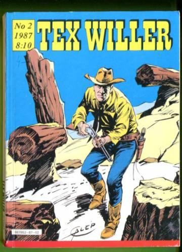 Tex Willer 2/87