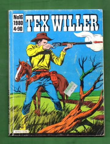 Tex Willer 16/80