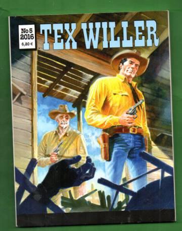 Tex Willer 5/16
