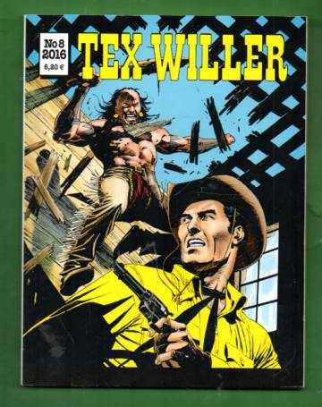 Tex Willer 8/16