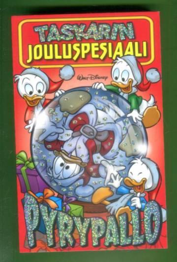 Taskarin jouluspesiaali - Pyrypallo (Aku Ankan taskukirja)