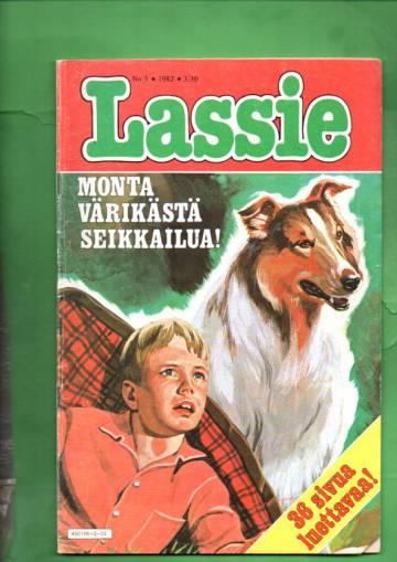 Lassie 3/82