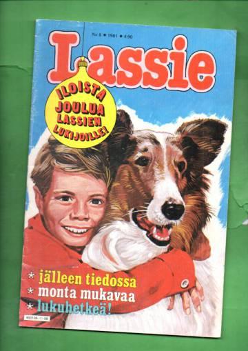 Lassie 8/81