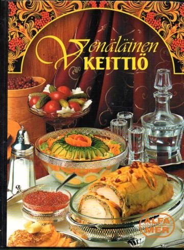 Venäläinen keittiö - Yksityiskohtaiset valmistusohjeet