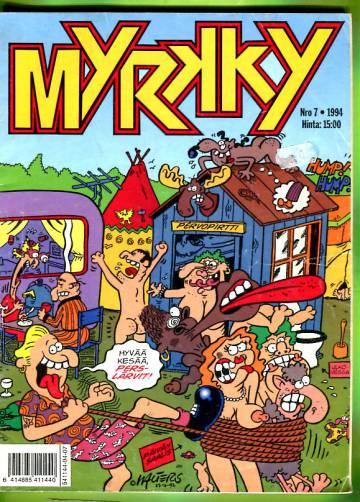 Myrkky 7/94