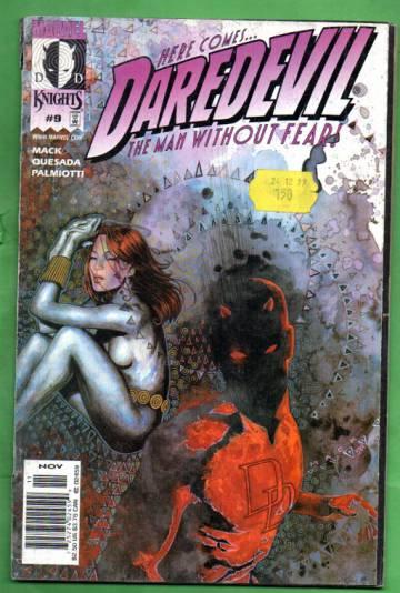 Daredevil Vol 2 #9, December 1999