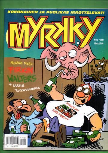 Myrkky 1/97