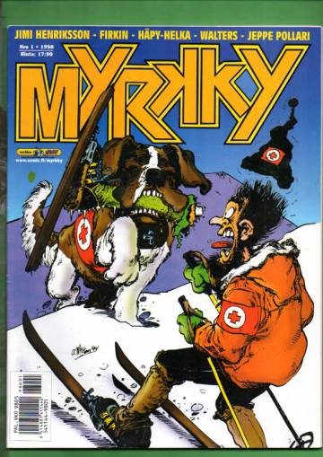 Myrkky 1/98