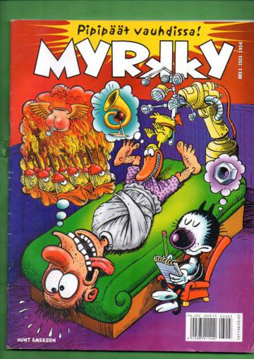 Myrkky 3/03