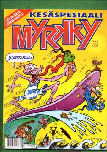 Myrkky-spesiaali 2/93