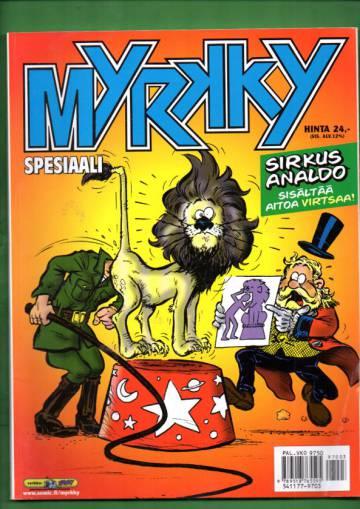 Myrkky-spesiaali 3/97