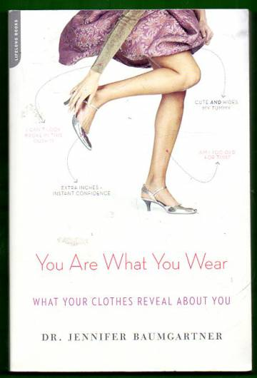 You Are What You Wear - What Your Clothes Reveal About You