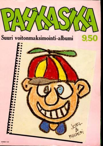 Pahkasika - suuri voitonmaksimointi-albumi