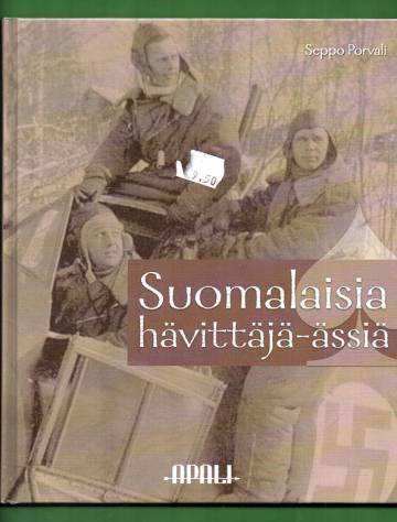 Suomalaisia hävittäjä-ässiä