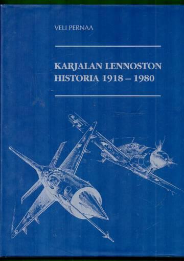 Karjalan Lennoston historia 1918-1980