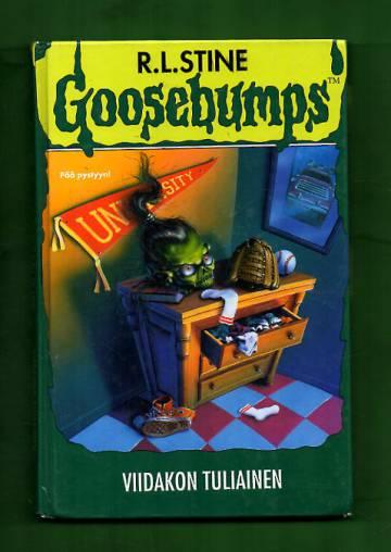 Goosebumps - Viidakon tuliainen
