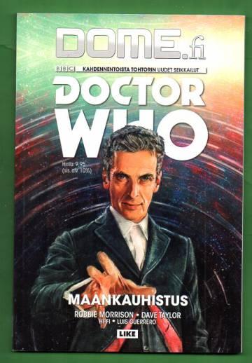 Doctor Who - Maankauhistus