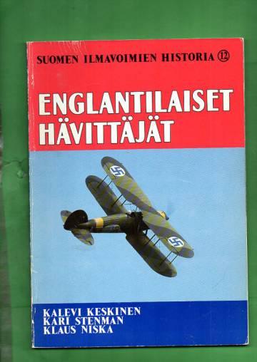 Suomen ilmavoimien historia 12 - Englantilaiset hävittäjät