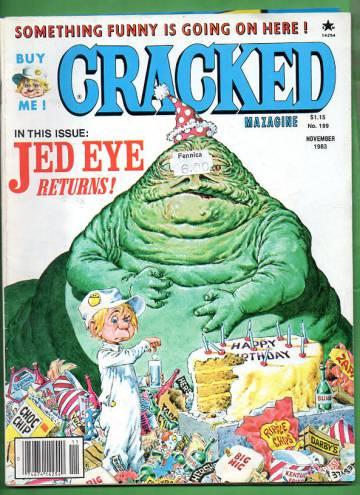 Cracked #199, November 1983