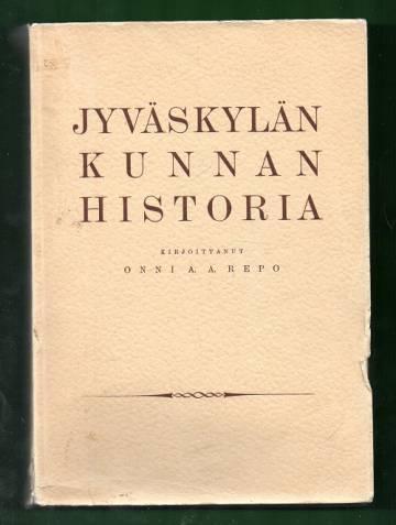Jyväskylän kunnan historia