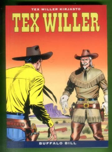 Tex Willer -kirjasto 39 - Buffalo Bill