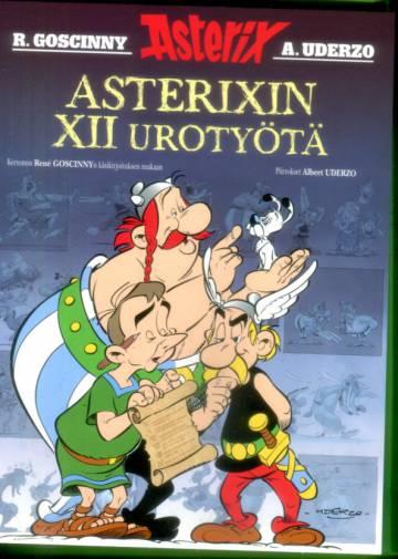 Asterixin XII urotyötä