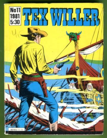 Tex Willer 11/81