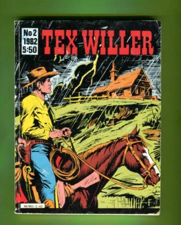 Tex Willer 2/82