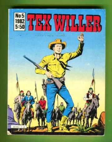 Tex Willer 5/82