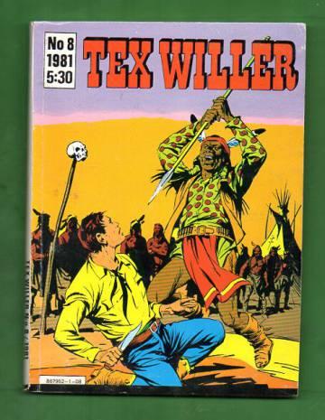 Tex Willer 8/81