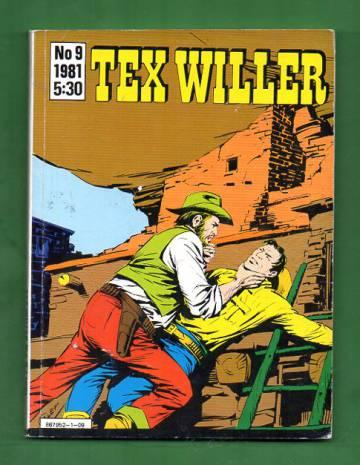 Tex Willer 9/81