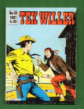 Tex Willer 10/81